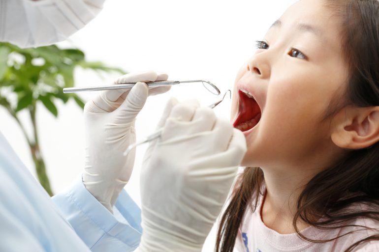 歯が生え変わる時期
